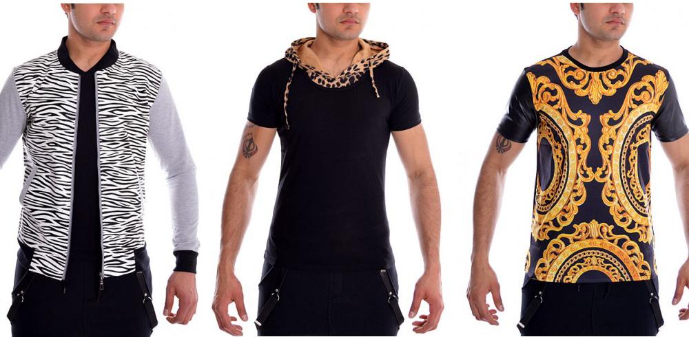 Vêtements de marque swag
