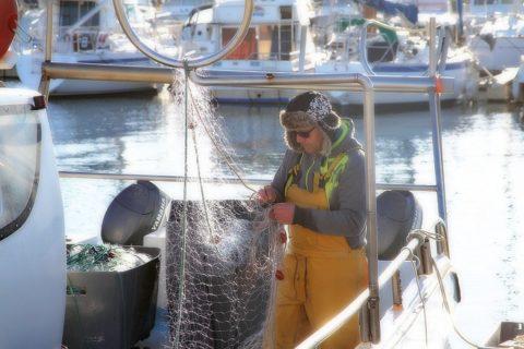 Marin pêcheur, un métier exigeant